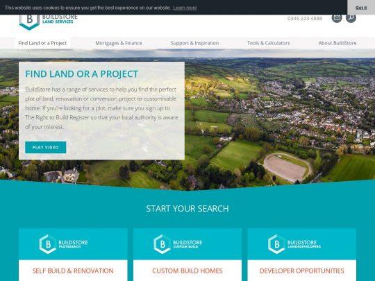 BuildStore Land Services