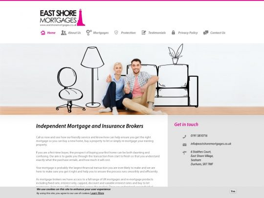 East Shore Mortgages