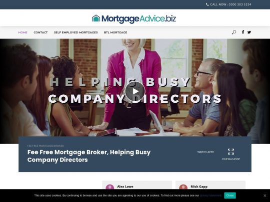 Fee Free Mortgage Broker Cirecencester