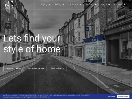 Forum Sales and Lettings