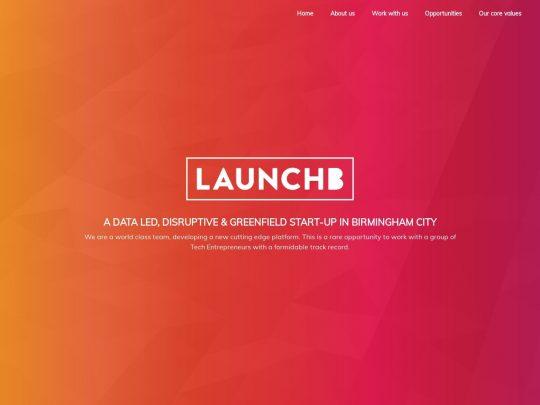 Launch B