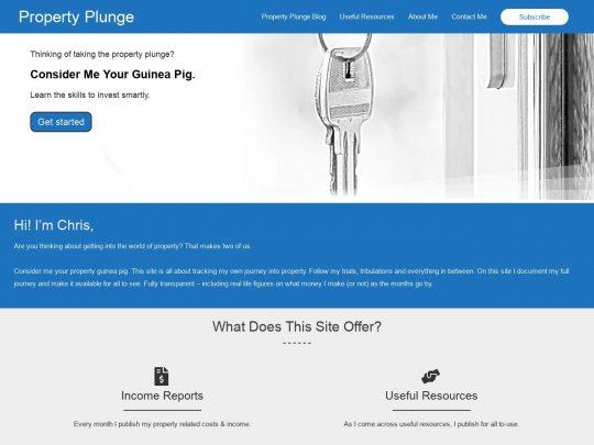 Property Plunge