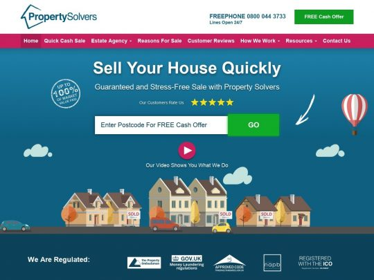 Property Solvers